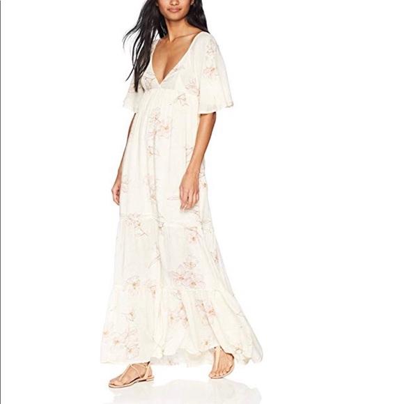 Billabong Dresses & Skirts - Billabong sea's the day maxi dress